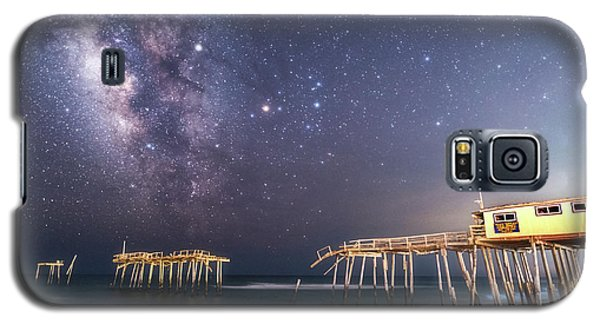 Summer Nights Galaxy S5 Case