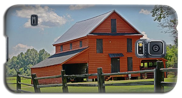 Summer On The Farm Galaxy S5 Case