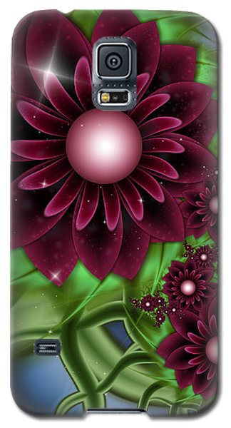 Summer Passion Galaxy S5 Case