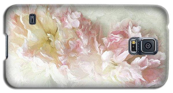 Summer Peony Galaxy S5 Case by Karen Lynch