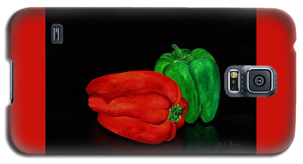 Summer Peppers Galaxy S5 Case