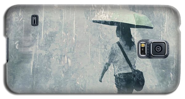 Galaxy S5 Case featuring the photograph Summer Rain by LemonArt Photography