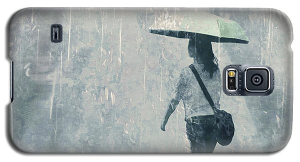 Summer Rain Galaxy S5 Case