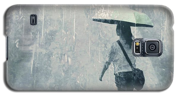 Summer Rain Galaxy S5 Case