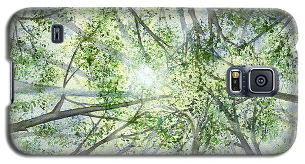 Summer Rays Galaxy S5 Case