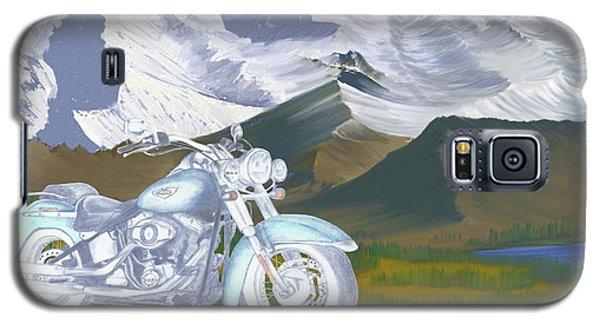 Summer Ride Galaxy S5 Case