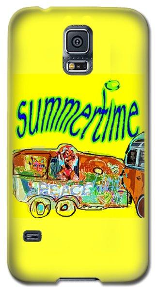 Summer Roadtrips Fun  Galaxy S5 Case
