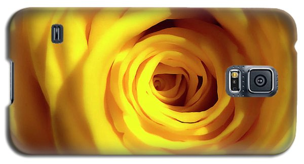 Summer Rose Galaxy S5 Case