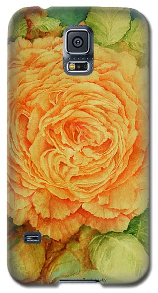 Summer Rose Galaxy S5 Case
