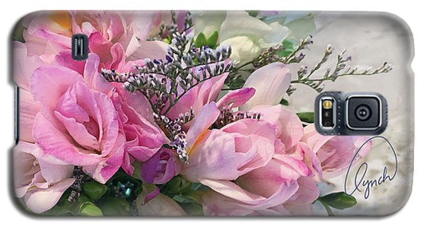 Summer Roses 3 Galaxy S5 Case