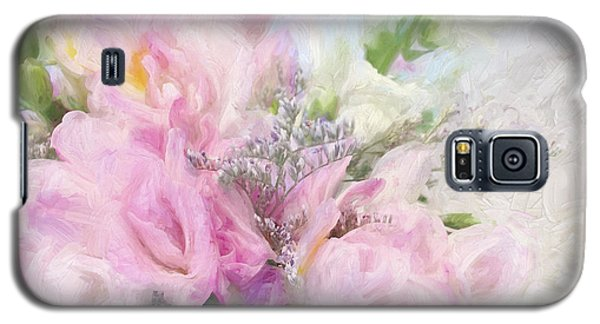 Summer Roses Galaxy S5 Case