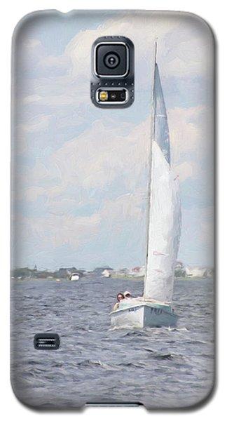 Summer Sail Galaxy S5 Case