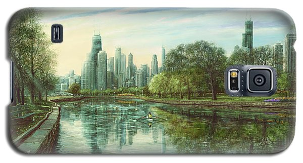 Summer Serenity Galaxy S5 Case
