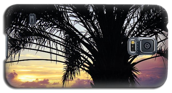 Summer Silhouette Galaxy S5 Case