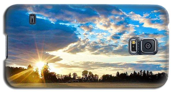 Summer Skies Galaxy S5 Case