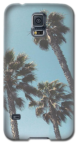 Summer Sky- By Linda Woods Galaxy S5 Case by Linda Woods