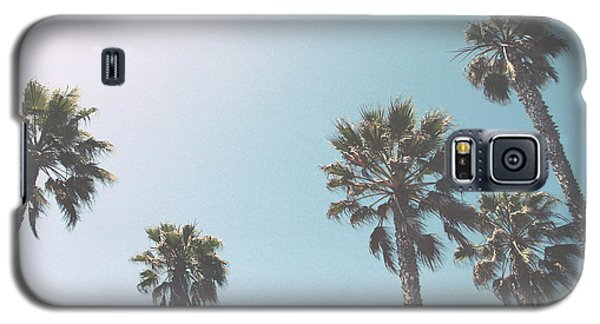 Summer Sky- By Linda Woods Galaxy S5 Case