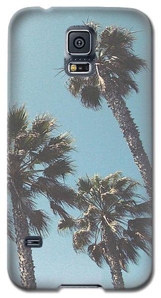 Summer Sky- By Linda Woods Galaxy S5 Case by Linda Woods