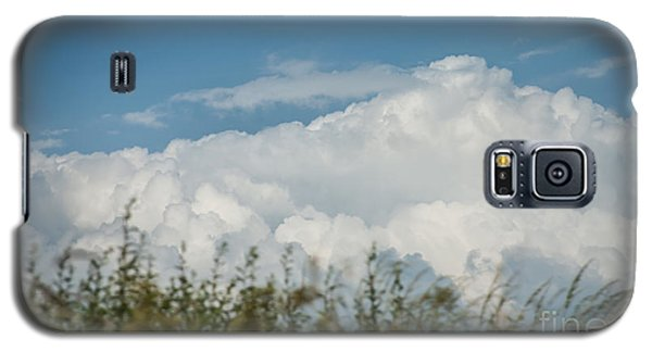 Galaxy S5 Case featuring the photograph Summer Sky by Jan Bickerton