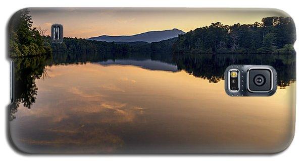 Price Lake Sunset - Blue Ridge Parkway Galaxy S5 Case