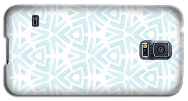 Card Galaxy S5 Case - Summer Splash- Pattern Art By Linda Woods by Linda Woods