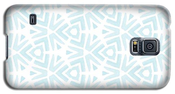 Watercolor Galaxy S5 Case - Summer Splash- Pattern Art By Linda Woods by Linda Woods