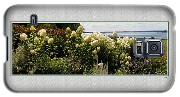 Galaxy S5 Case featuring the photograph Summer Spledor by Tom Prendergast