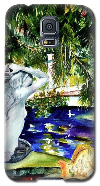 Summer Splendor Galaxy S5 Case