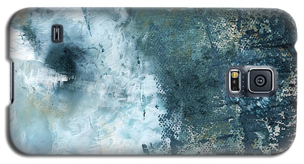 Summer Storm- Abstract Art By Linda Woods Galaxy S5 Case