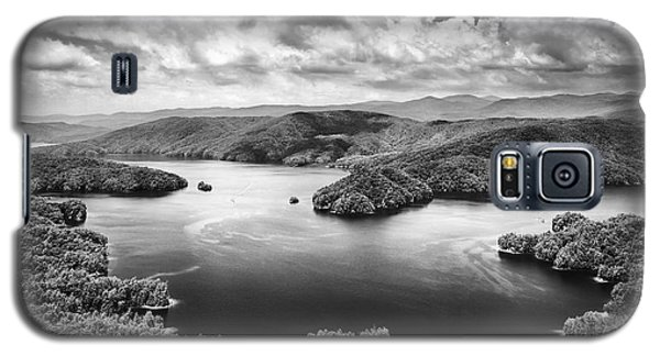 Summer Storms Over Lake Jocassee Galaxy S5 Case