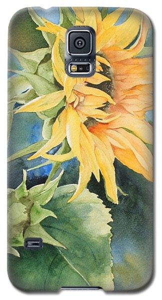 Summer Sunflower Galaxy S5 Case