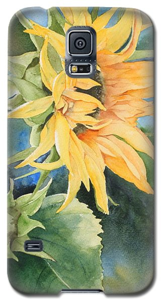Summer Sunflower Galaxy S5 Case
