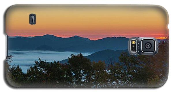 Summer Sunrise - Almost Dawn Galaxy S5 Case