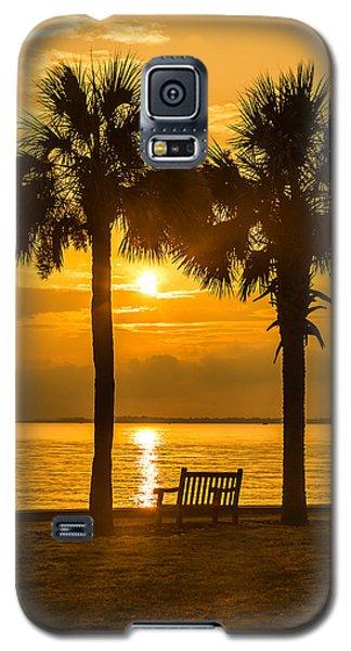 Summer Sunrise - Charleston Sc Galaxy S5 Case
