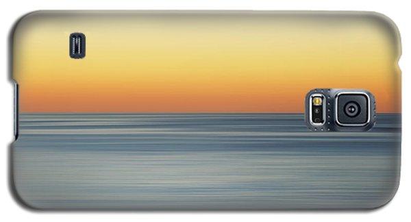 Summer Sunset Galaxy S5 Case
