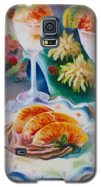 Summer Treats Galaxy S5 Case