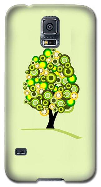 Summer Tree Galaxy S5 Case by Anastasiya Malakhova