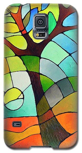 Summer Tree Galaxy S5 Case