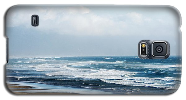 Summer Waves Netarts Oregon Galaxy S5 Case