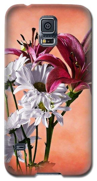 Summer Wild Flowers  Galaxy S5 Case