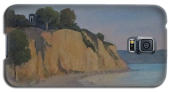 Summerland Beach Study Galaxy S5 Case by Jennifer Boswell