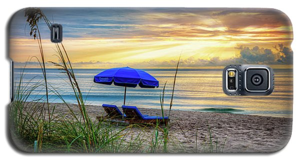 Galaxy S5 Case featuring the photograph Summer's Calling by Debra and Dave Vanderlaan
