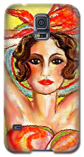 Summer's Glo Galaxy S5 Case