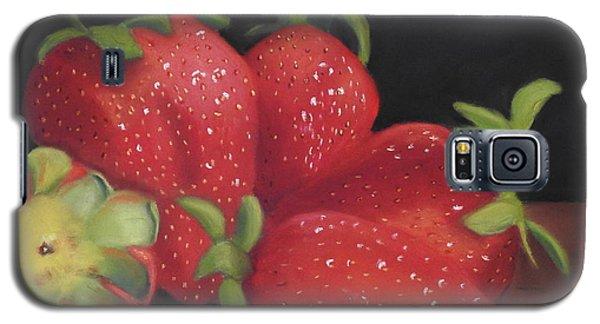 Summer's Red Gems Galaxy S5 Case