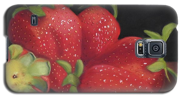 Summer's Red Gems Galaxy S5 Case