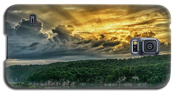 Summersville Lake Sunrise Galaxy S5 Case