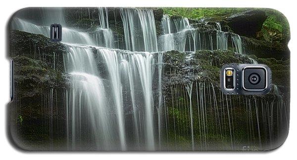 Summertime At Gunn Brook Falls Galaxy S5 Case