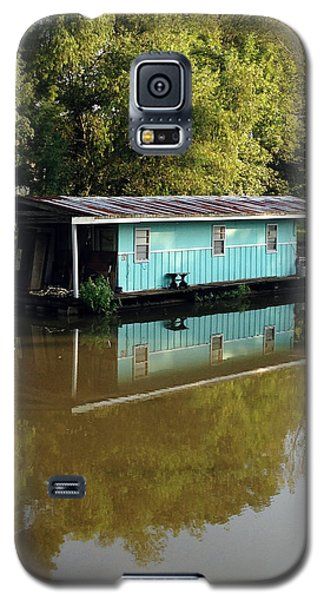 Galaxy S5 Case featuring the photograph Summertime by Helen Haw