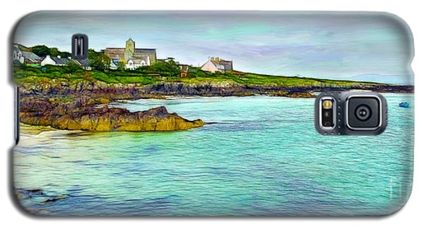 Summertime, Isle Of Iona Galaxy S5 Case