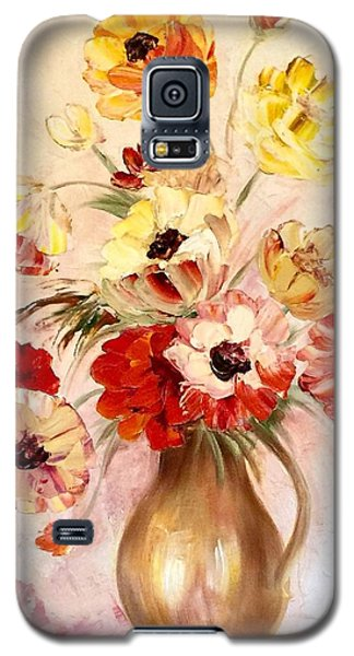 Summertime Joy Galaxy S5 Case